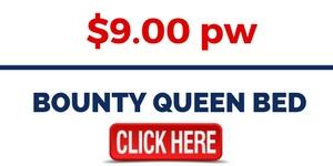Bounty Queen Bed