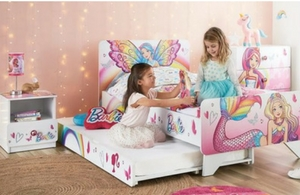 Barbie Dreamtopia Single Bed+Trundle Plus Package