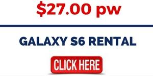 GALAXY S6 RENTAL
