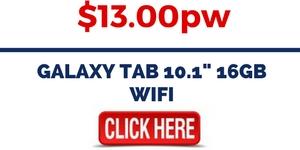 RENT GALAXY TAB 10.1- 16GB WIFI