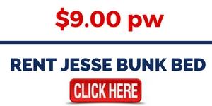 RENT JESSE BUNK BED