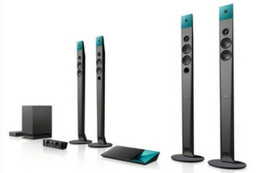 Rent Sony BluRay Home Theatre System