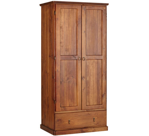 Rent Bounty 2 Door Wardrobe