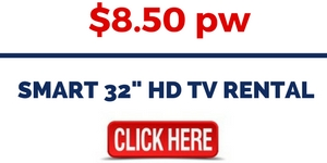 SMART 32- HD TV RENTAL