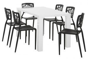 vogue 7 piece dining