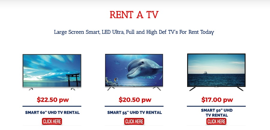 Here's the Home Entertainment Express TV Page!