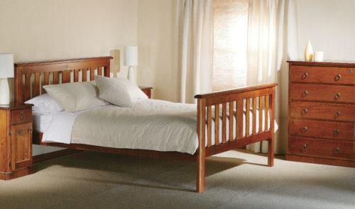 Rent Bounty Queen Bed Package