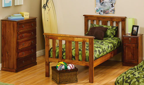 Rent Bounty Single Bed Package