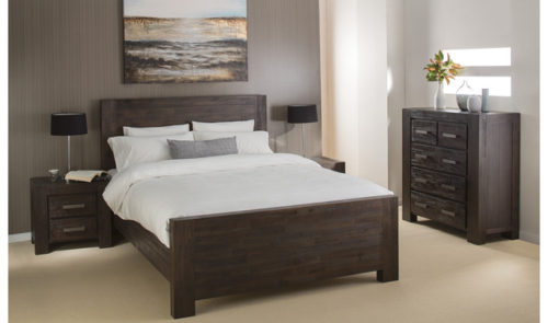 Rent Kingston Queen Bed Package