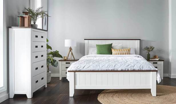 rent bedroom furniture sorrento queen bedroom package