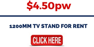 1200MM TV STAND FOR RENT
