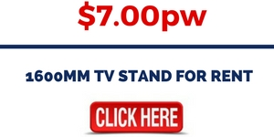 1600MM TV STAND FOR RENT