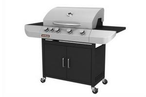 4 Burner BBQ's For Rent
