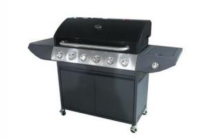 6 Burner BBQ's For Rent