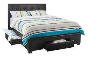 Rent Modena Queen Bed With Storage