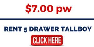 RENT 5 DRAWER TALLBOY (1)