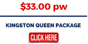 RENT BEDROOM FURNITURE - RENT KINGSTON QUEEN PACKAGE