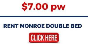 RENT MONROE DOUBLE BED (1)