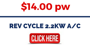 REV CYCLE 2.2KW AC