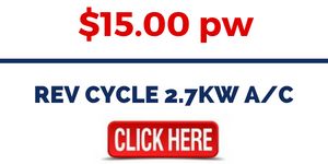 REV CYCLE 2.7KW AC