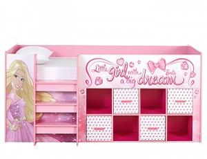 Barbie Kids Bed for Rent