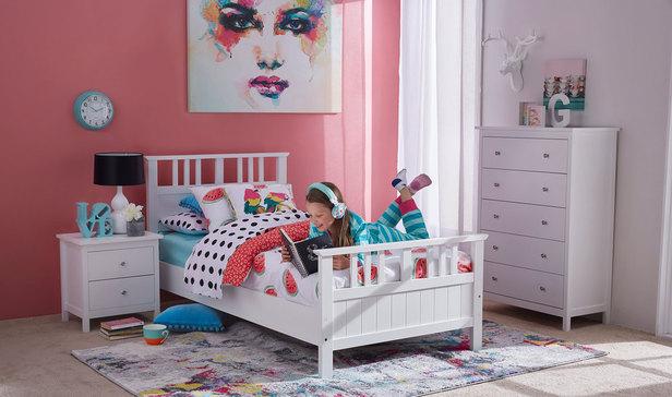 Rent Bedroom Furniture - Hayman Single Package - Apply Online Today!