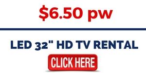 LED 32- HD TV RENTAL