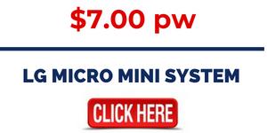 LG MICRO MINI SYSTEM