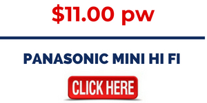 PANASONIC MINI HI FI