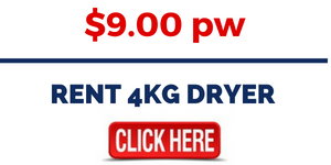RENT 4KG DRYER
