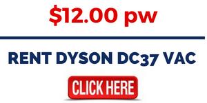 RENT DYSON DC37 VAC