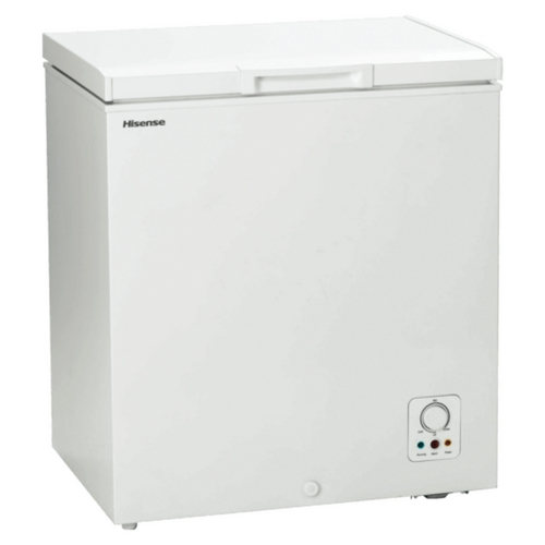 Rent a 140L Hisense Chest Freezer