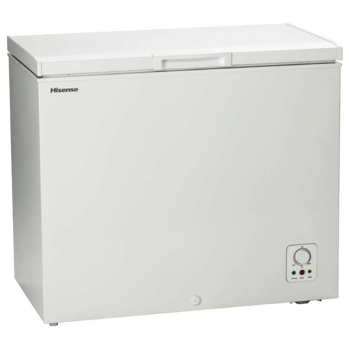 Rent a 205L Hisense Chest Freezer