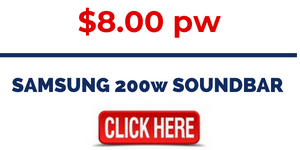 SAMSUNG 200w SOUNDBAR