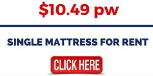 Single mattress for rent