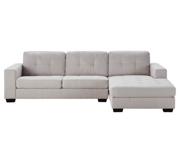 Rent lounge furniture tivoli 3 seater chaise apply for 3 seater lounge with chaise