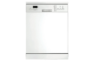 White Dishwasher for rent