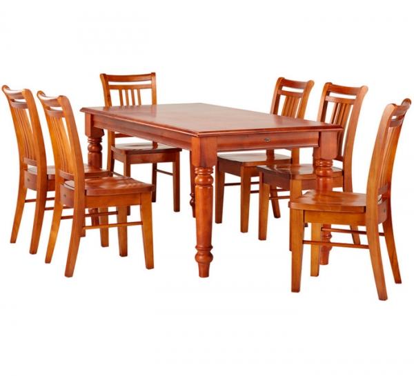 Balmoral 7 peice Dining set