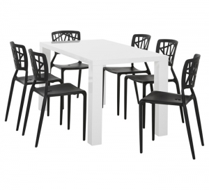 vogue 7 piece dining