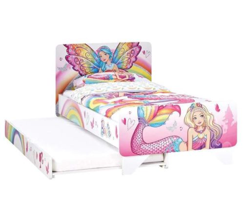 Rent Barbie Dreamtopia Single Bed+Trundle