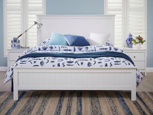 Hamilton Queen Bed Only