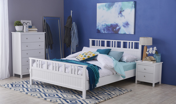 Rent Bedroom Furniture Hayman Double Package