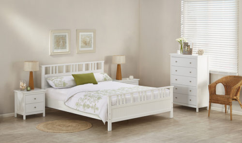 Rent Hayman Queen Bed Package