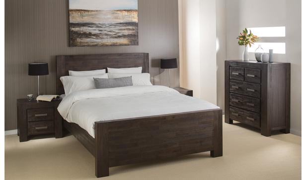 Rent Bedroom Furniture - Kingston Queen Bedroom Package ...