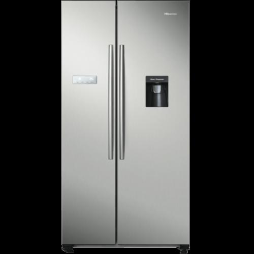 Rent a Fridge - 624L Side-By-Side Refrigerator