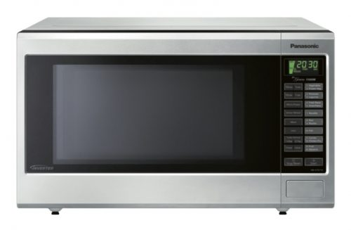 Rent Panasonic 32L 1100W Stainless Steel Microwave