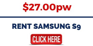 RENT SAMSUNG S9