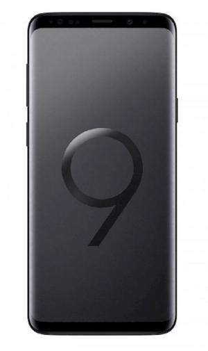 Black 64GB Samsung S9