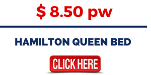Hamilton Queen Bed