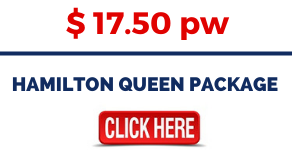 Hamilton Queen Package
